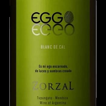 Eggo Blanc Cal Zorzal