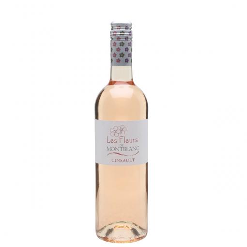 Les Fleurs de Montblanc Rosé