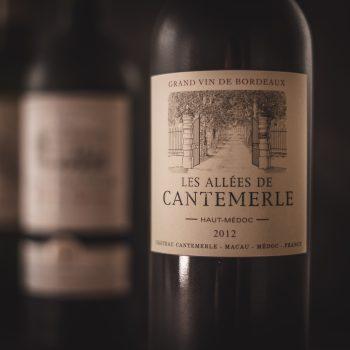 Chateau Cantemerle, Les Allees de Cantemerle