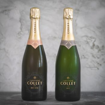 Collet champagne